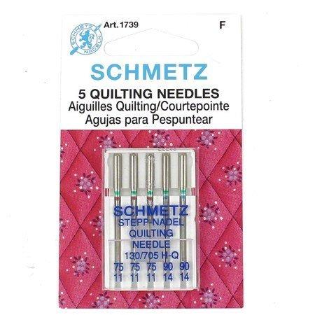 Schmetz Quilting Asstd 75/90 ret 4.99 - copy