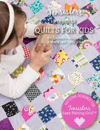 Quilts for Kids /Panels Pkg-Tensisters