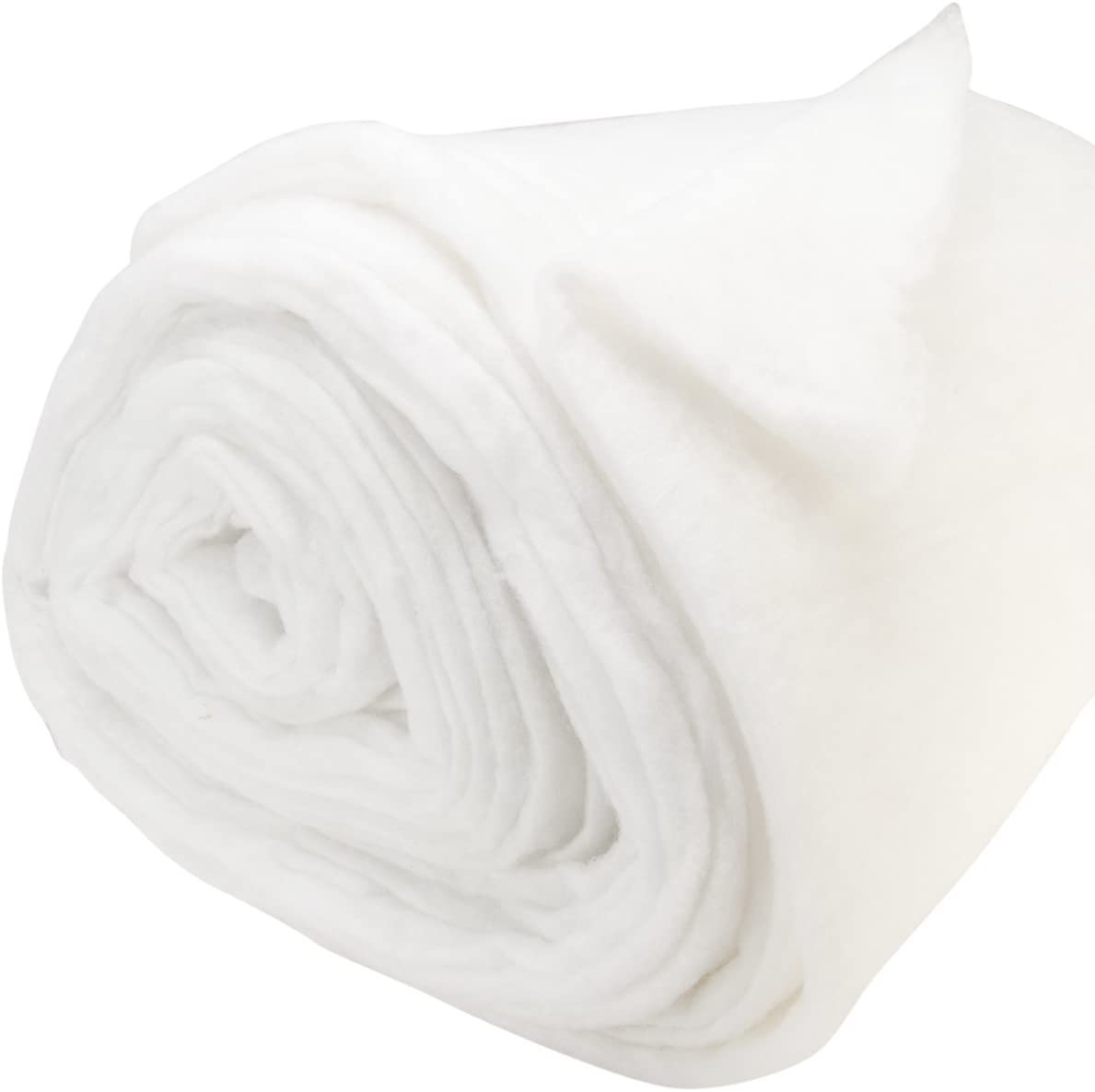 8 oz Polyester 100 in Wide Batting