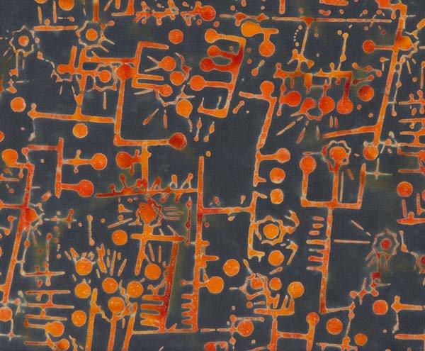 Codes & Circuits  - Denim