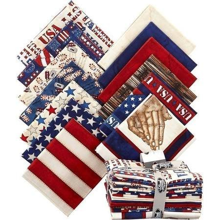 American Honor Fat Quarters