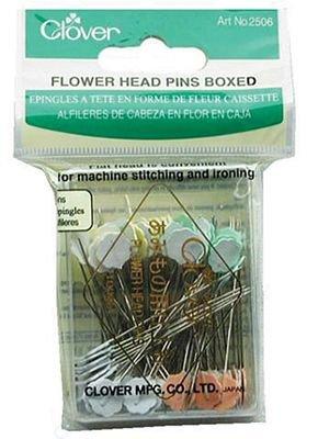 Flower Pins sug ret 12.49