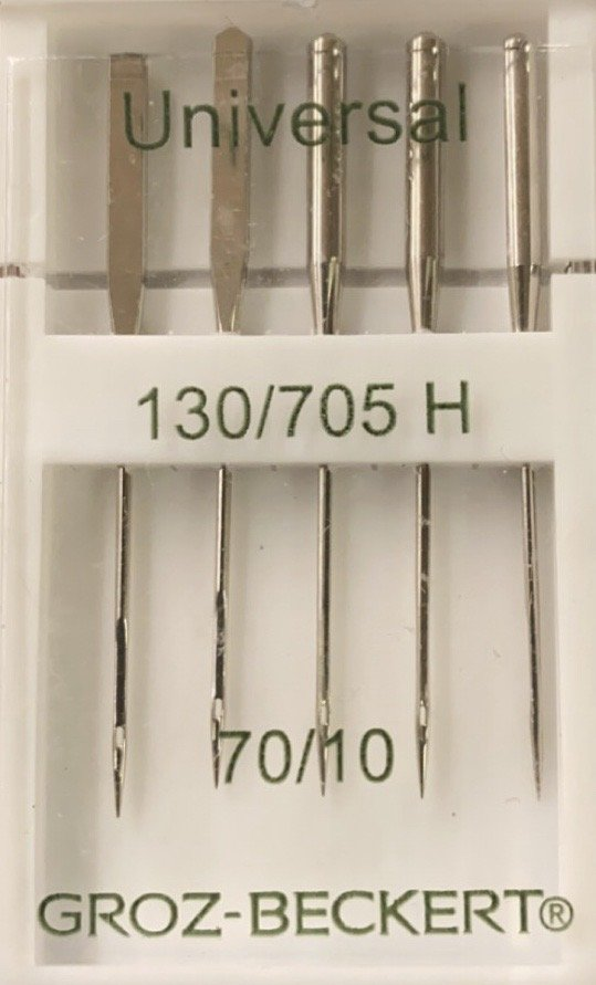 Groz-Beckert Universal Needles Sz 10/70