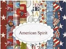 American Spirit Fat Qtrs
