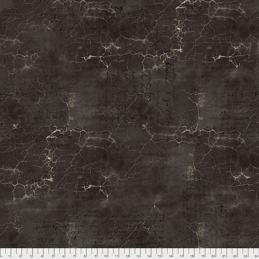 Abandoned by Tim Holtz - Cracked Shadow - Black
