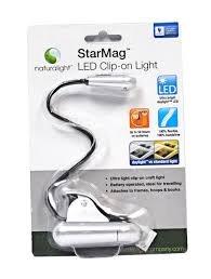 StarMag LED Clip-on Light