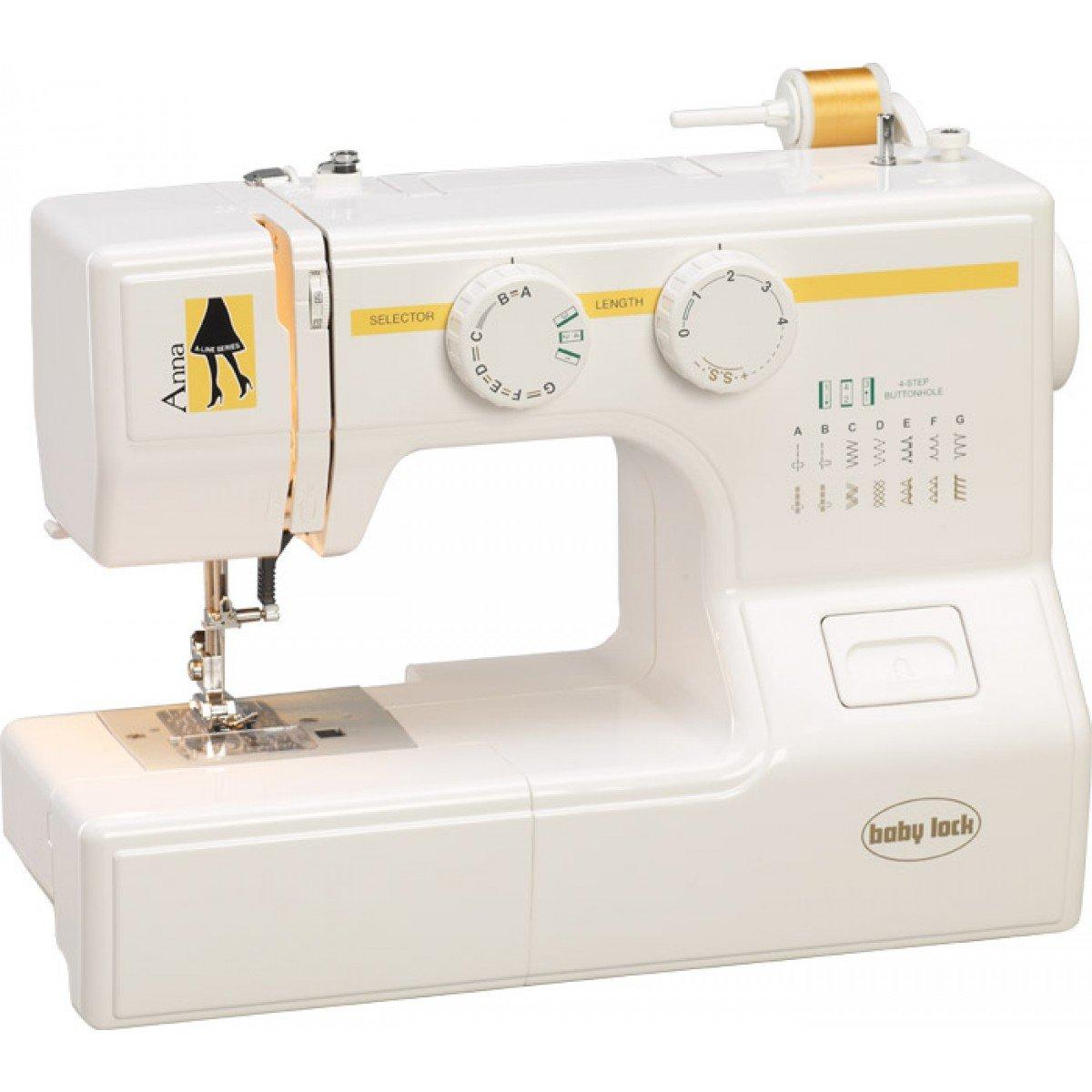 BabyLock Anna Mechanical Sewing Machine BL20A
