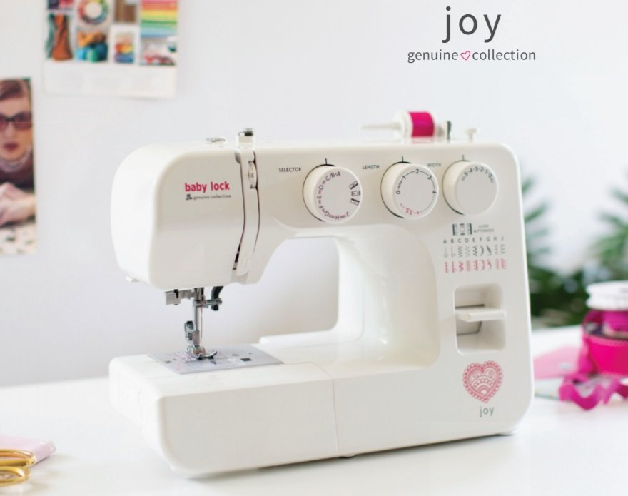 BabyLock Joy Mechanical Sewing Machine BL25A