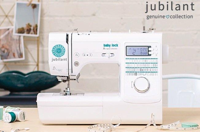 BabyLock Jubilant Mechanical Sewing Machine BL80B