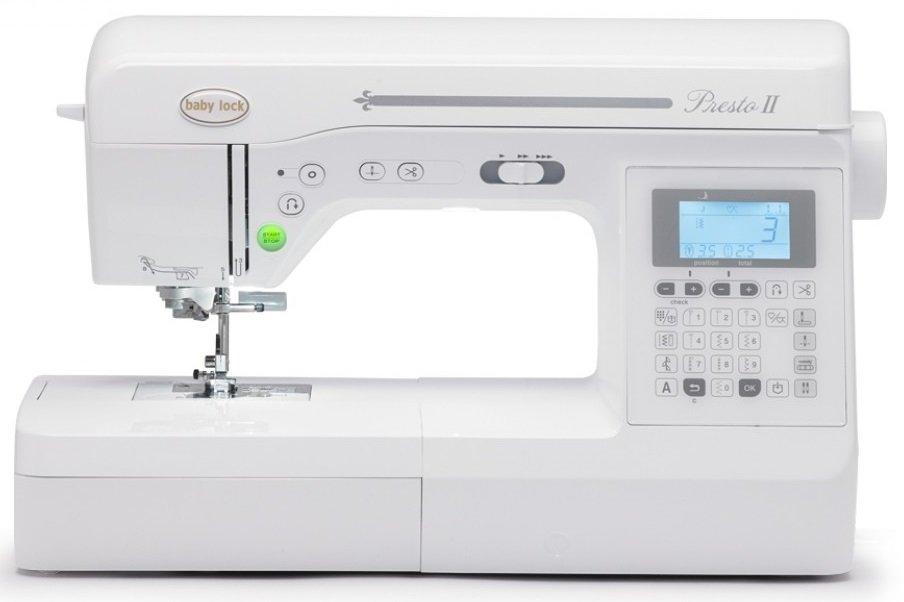 BabyLock Presto 2 Quilting and Sewing Machine BLMPR2