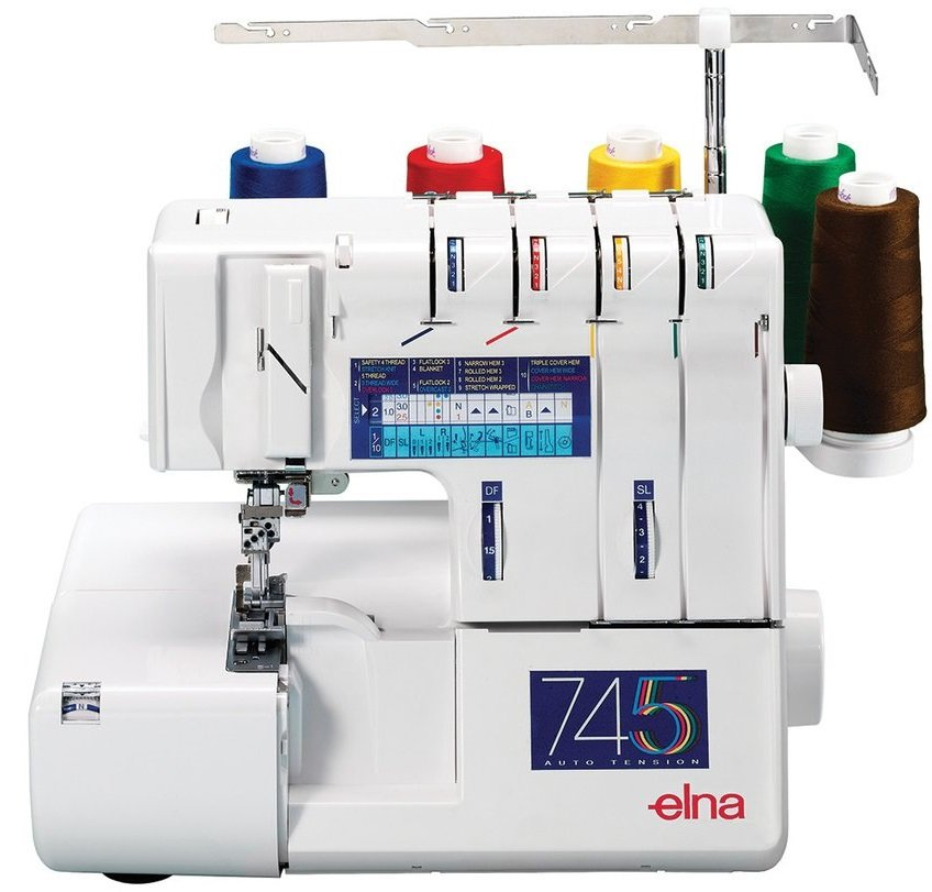 Elna 745Lock Serger