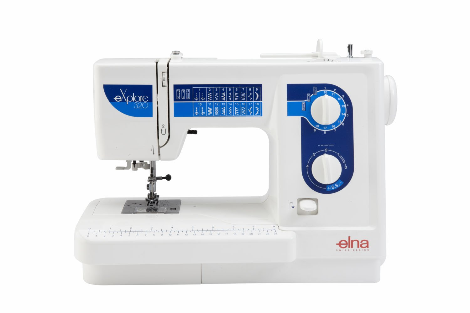 Elna eXplore 320 Mechanical Sewing Machine