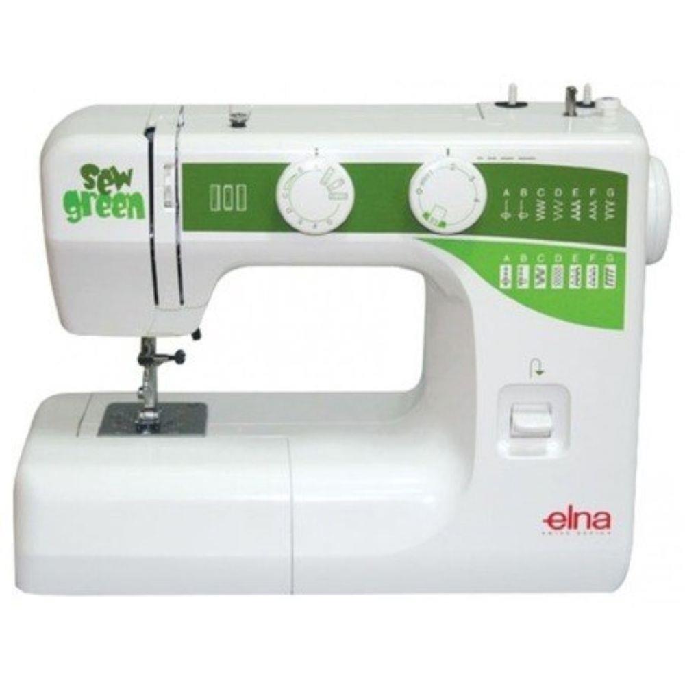 Elna SewGreen Mechanical Sewing Machine