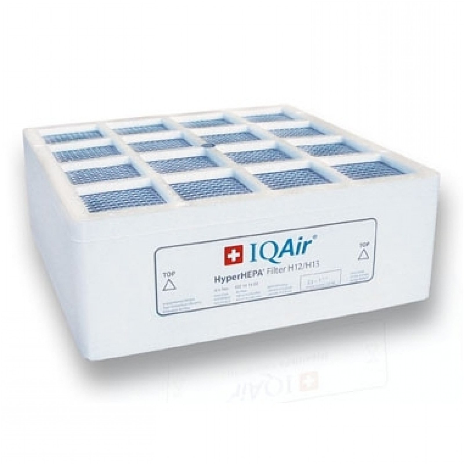 IQAir HyperHEPA Filter for all IQAir Healthpro's