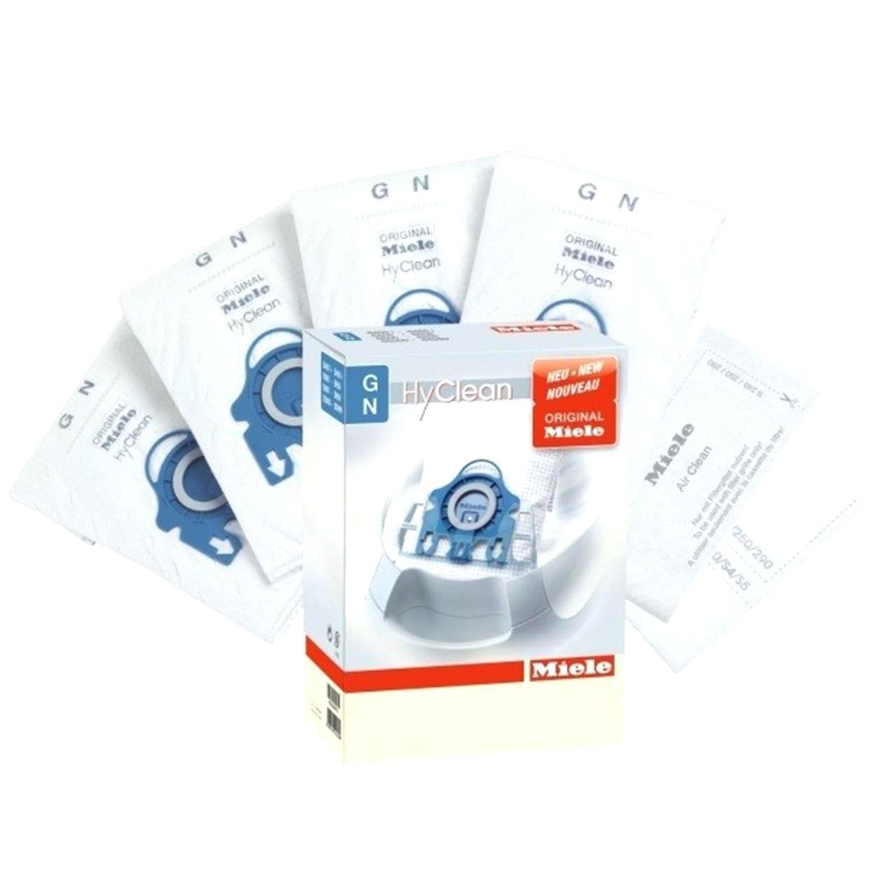 Miele GN Bags - AirClean 3D Efficiency Filter