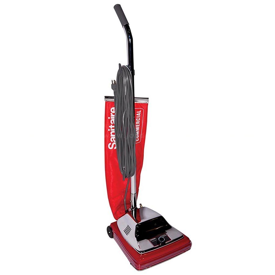 Sanitaire SC886  Upright - Red