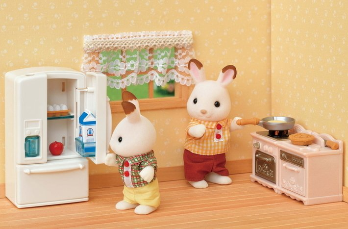 Playful Starter Furniture Set by Calico Critters