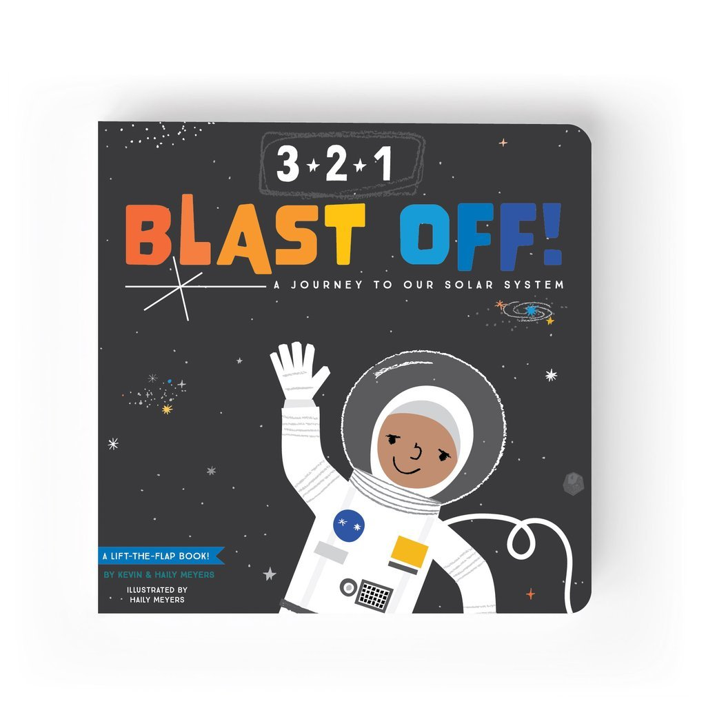 3-2-1 Blast Off by Kevin and Haily Meyers