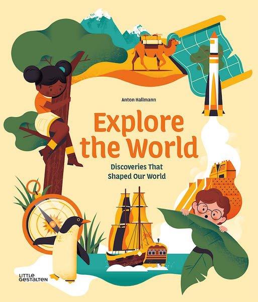 Explore The World by Anton Hallmann