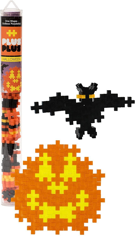 Halloween 70 Piece Tube by Plus Plus