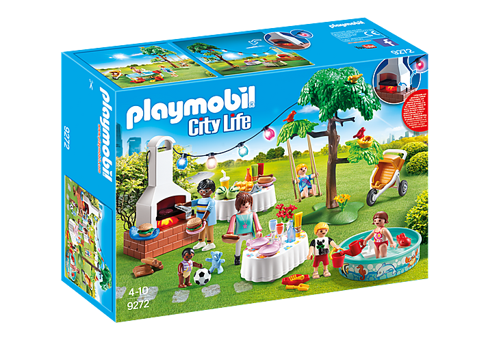 Housewarming Party 9272 by Playmobil
