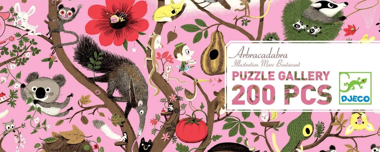 Abracadabra Puzzle by Djeco