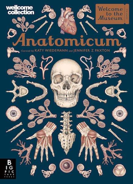 Anatomicum by Katy Wiedmann and Jennifer Z. Paxton