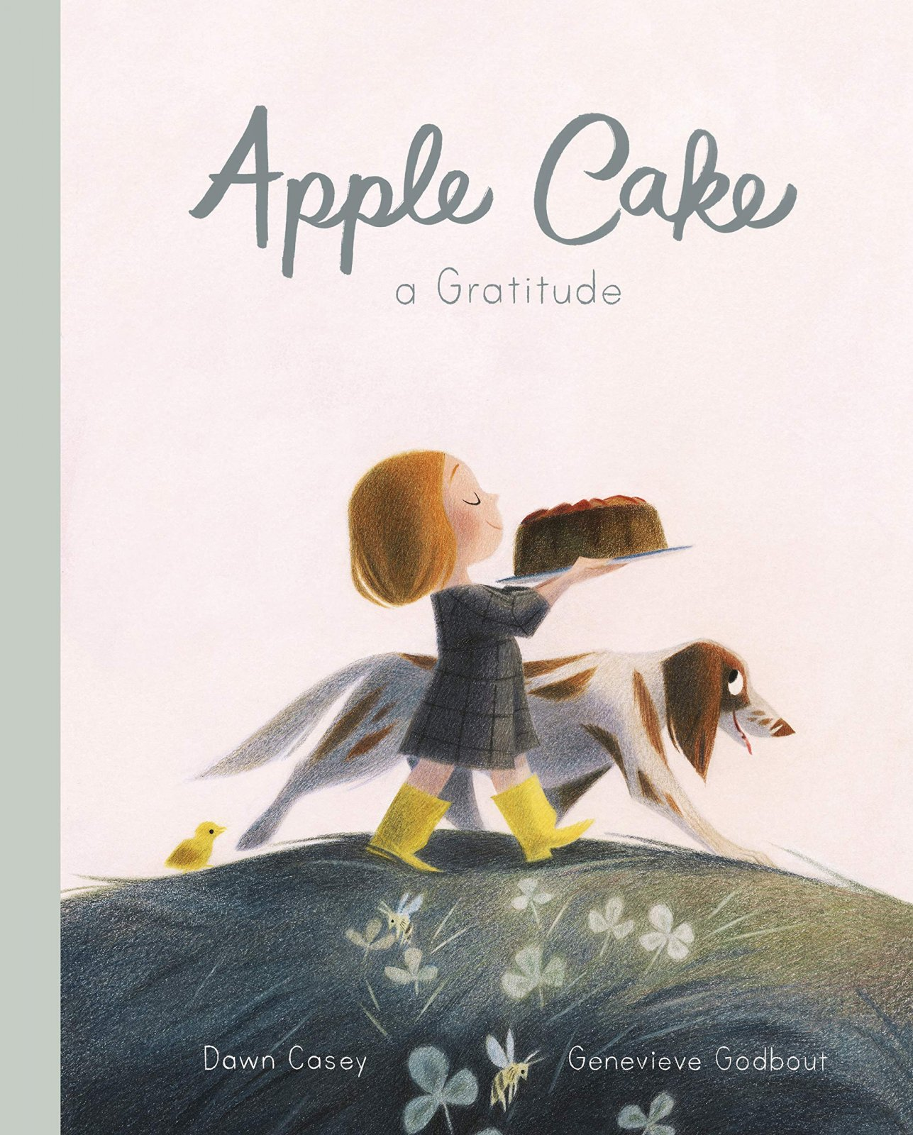 Apple Cake by Dawn Casey