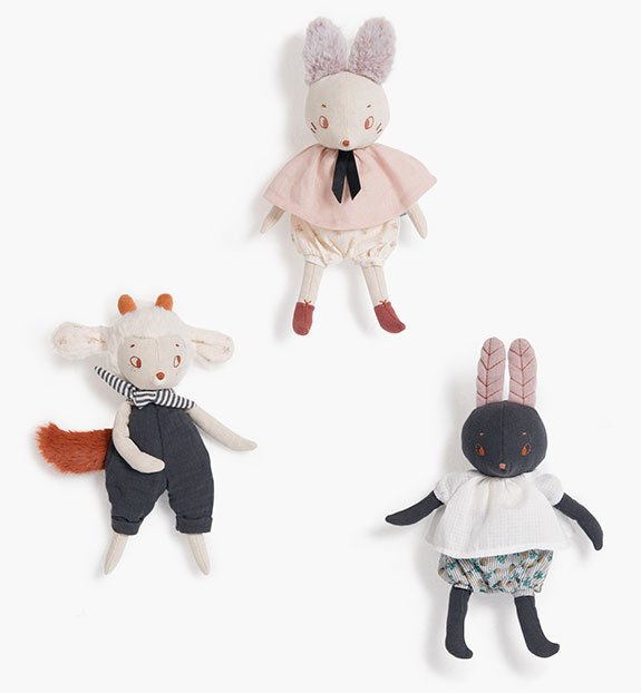 Apres la Pluie Animal by Moulin Roty