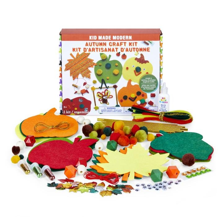 Autumn Craft Kit by Kid Made Modern