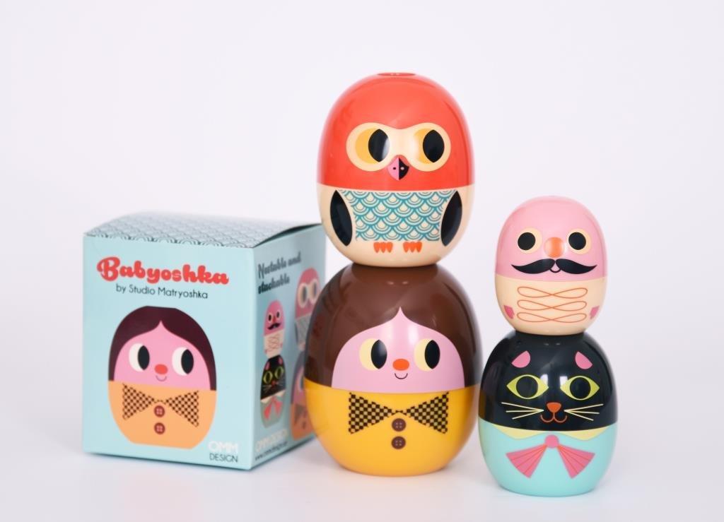 Babyoshka - People by OMM Design