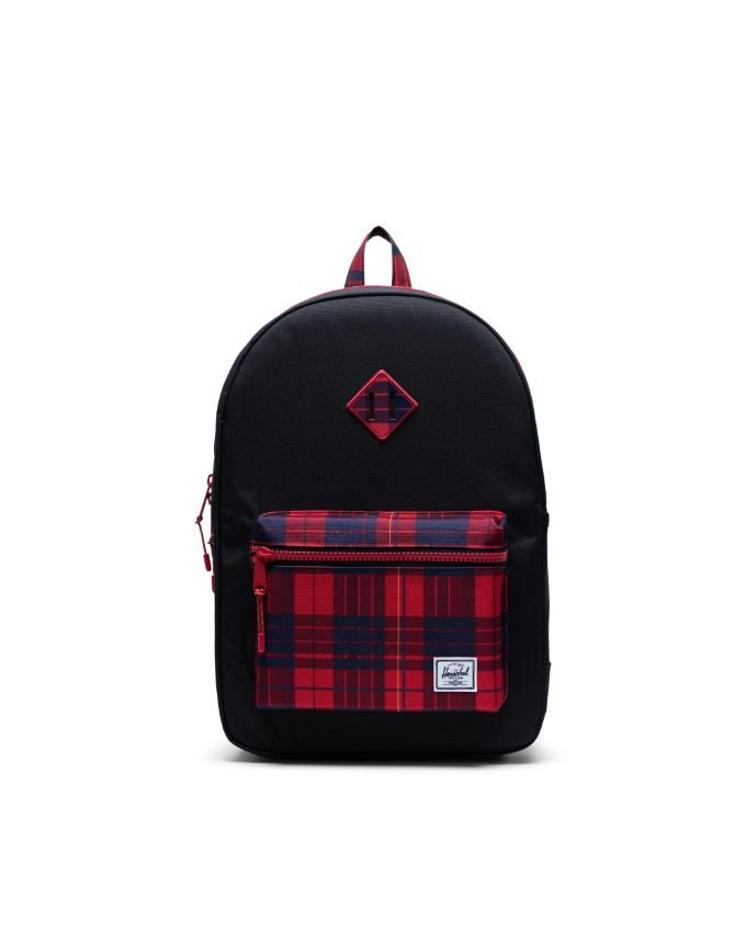 Heritage Youth XL Backpack in Winter Plaid by Herschel