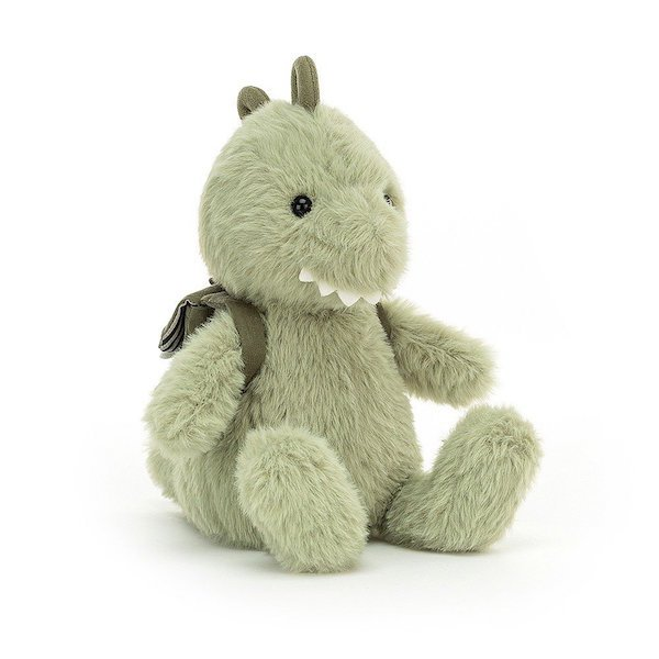 Backpack Dino by Jellycat