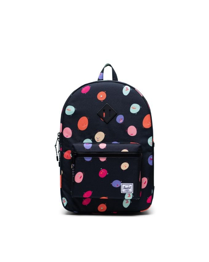Heritage Youth XL Backpack in Polka People by Herschel