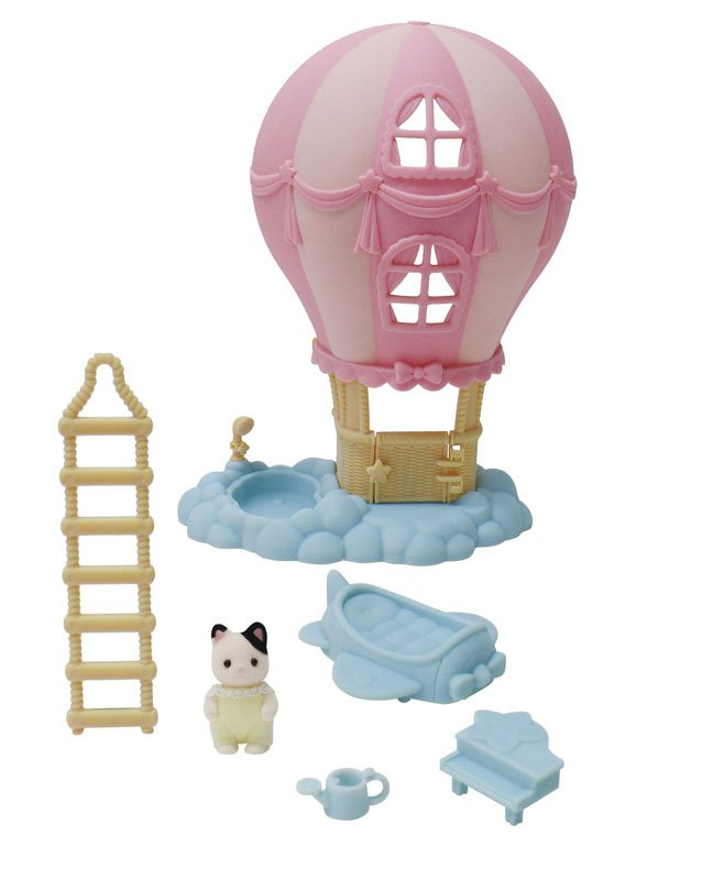 Baby Balloon Playhouse  by Calico Critters