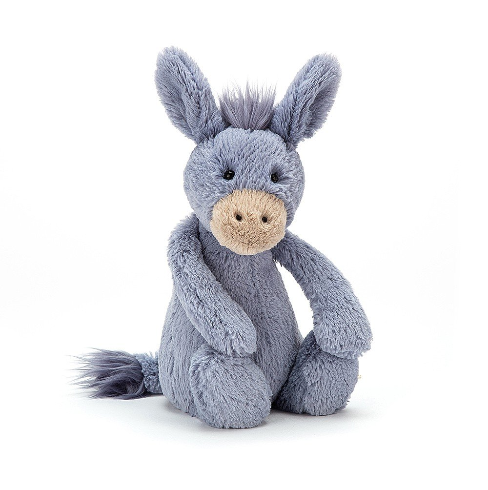 Bashful Donkey by Jellycat