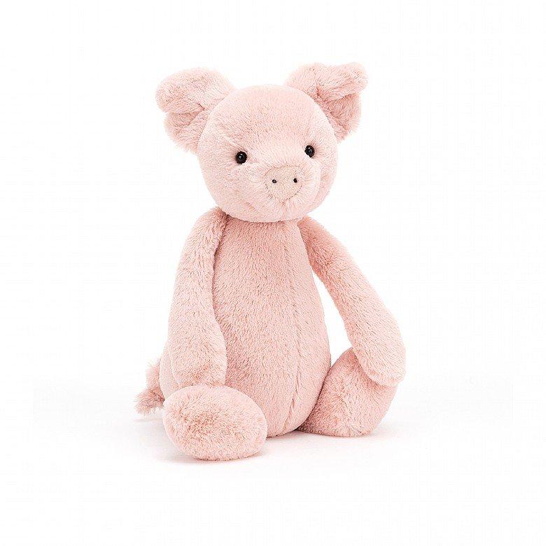 Bashful Piggy by Jellycat