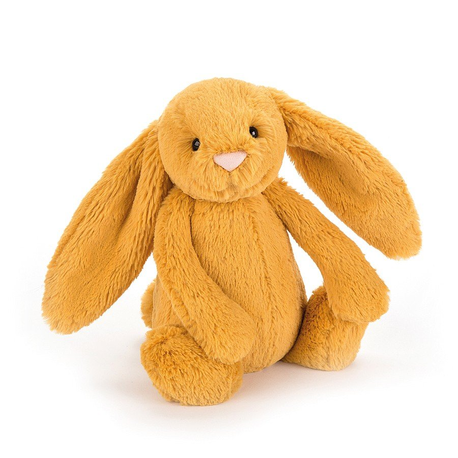 Bashful Bunny - Saffron by Jellycat
