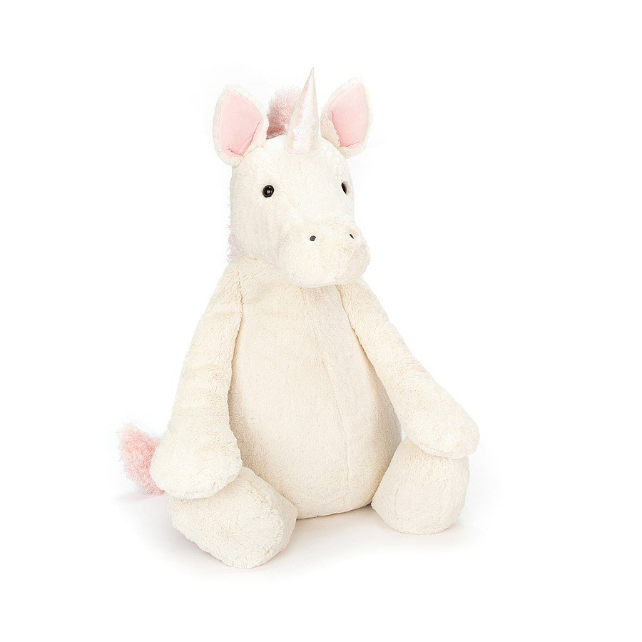 Bashful Unicorn By Jellycat