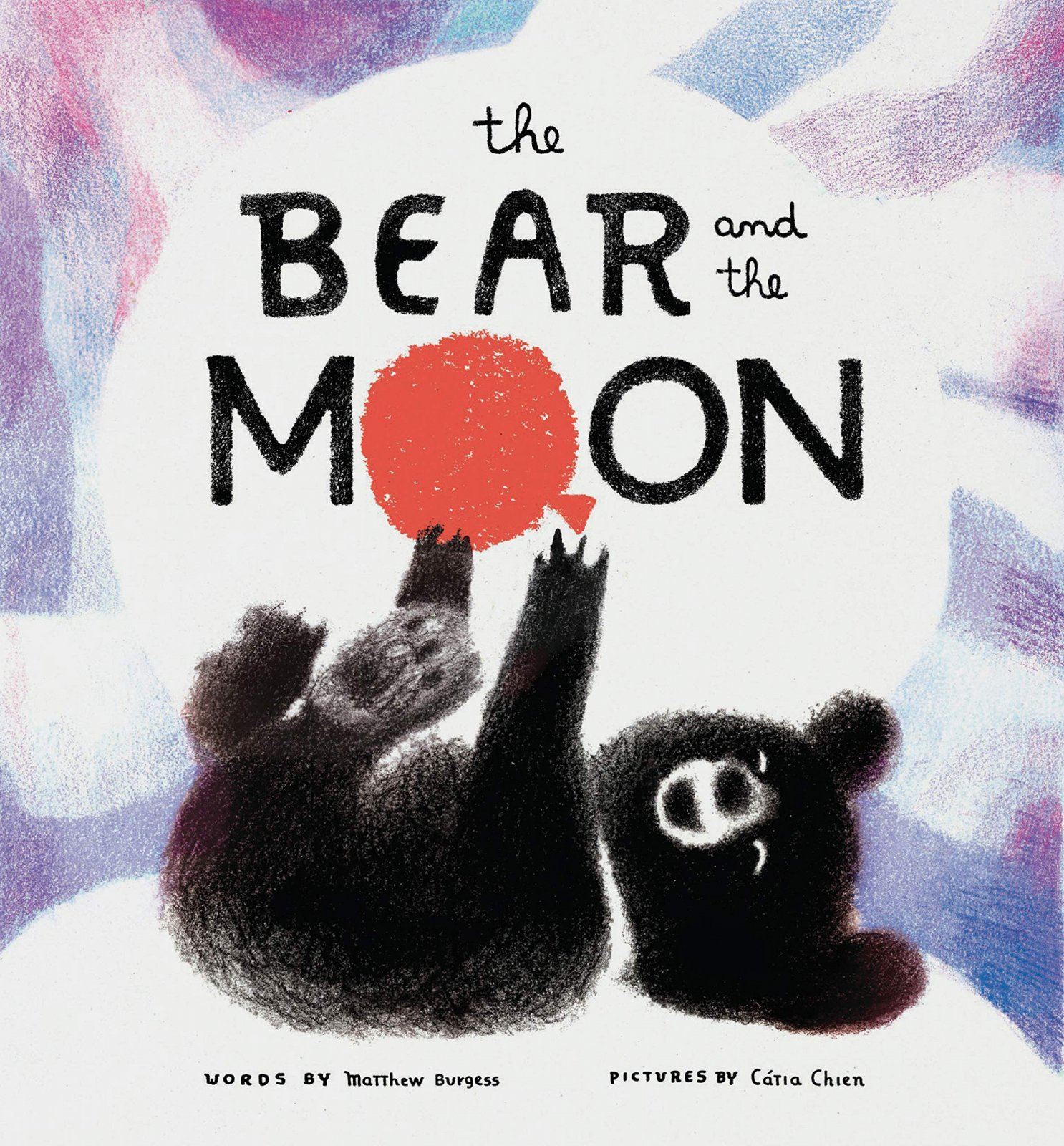 The Bear and the Moon by Mathew Burgess