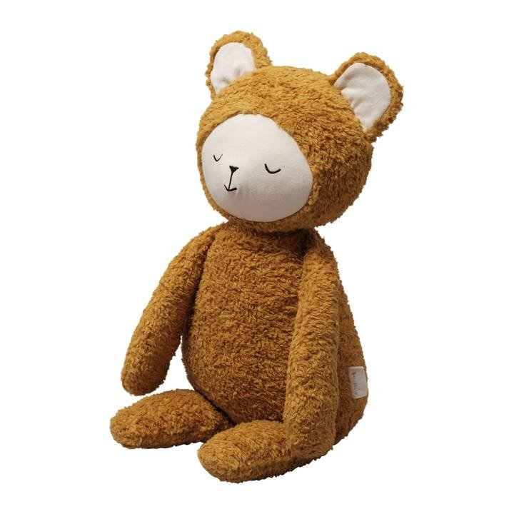 Big Buddy - Ochre Bear by Fabelab