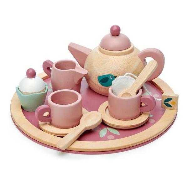 Birdie Tea Set by Tender Leaf Toys