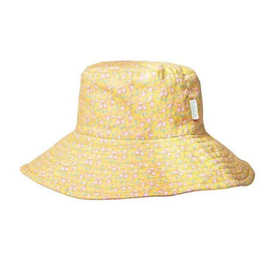 Blossom Reversible Sun Hat by Rockahula