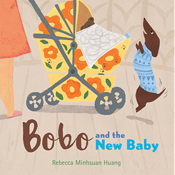 Bobo And The New Baby by Rebecca Minhsuan huang