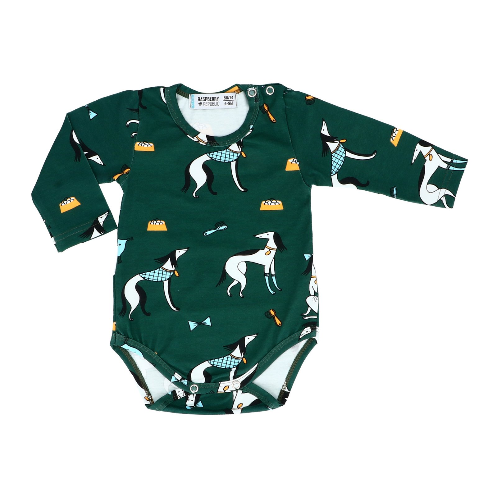 Aristodogs Onesie by Raspberry Republic