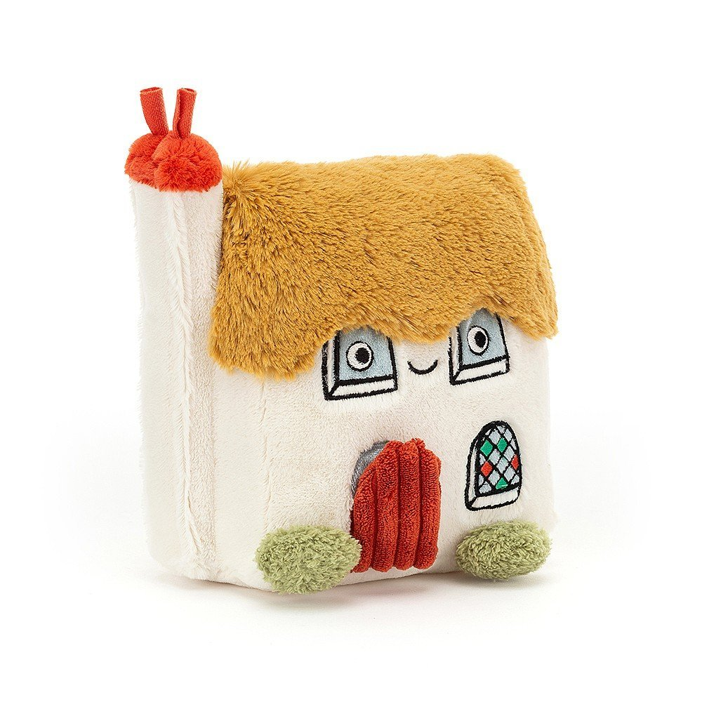 Bonny Cottage Activity Toy by Jellycat