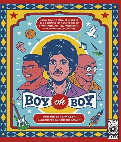 Boy Oh Boy by Cliff Leek