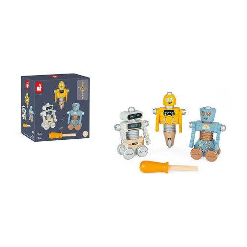 DIY Robots by Janod