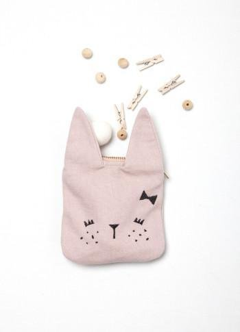 Coin Pouch - Bunny by Fabelab