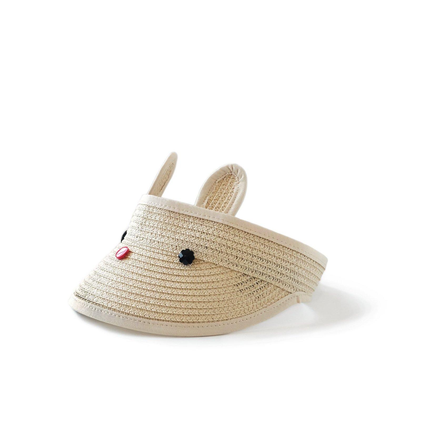 Bunny Visor by Hello Shiso